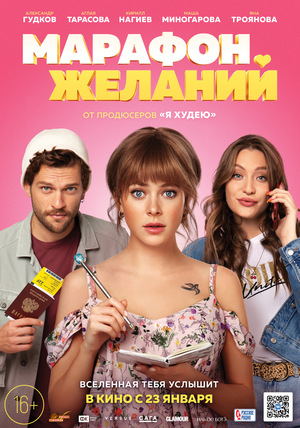 Фильм «Марафон желаний» (2019)