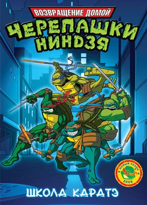 Сериал «Мутанты черепашки ниндзя. Новые приключения!» (2003 – 2009)