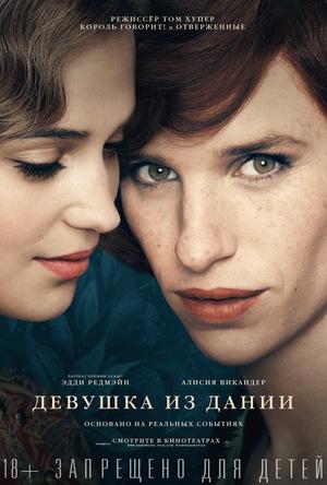 Фильм «Девушка из Дании» (2015)