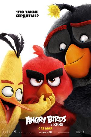 Мультфильм «Angry Birds в кино» (2016)