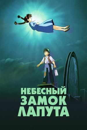 Аниме «Небесный замок Лапута» (1986)