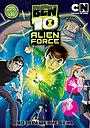 Сериал «Бен 10: Инопланетная сила» (2008 – 2010)